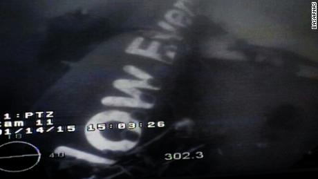 Crews attempting to raise AirAsia fuselage