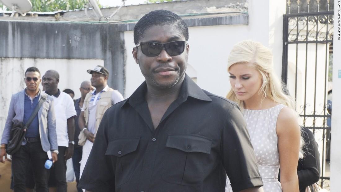 Teodoro Nguema Obiang Mangue Cars