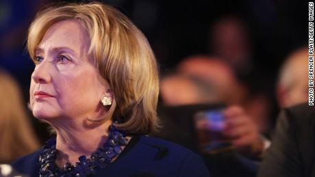 Hillary Clinton was at the UN General Assembly in September. While Republicans have moved toward official presidential campaigns, she hasn't had an official appearance in a month.