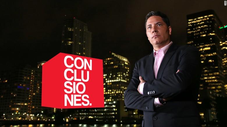 Fernando del Rincón se muda a Miami y  Conclusiones se extiende a una hora