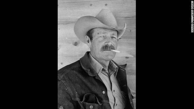 Muere Darrell Winfield, El Vaquero Original De Malboro