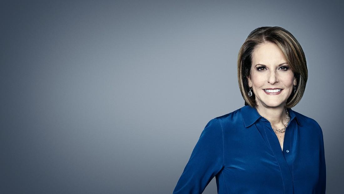 Cnn Profiles Gloria Borger Chief Political Analyst