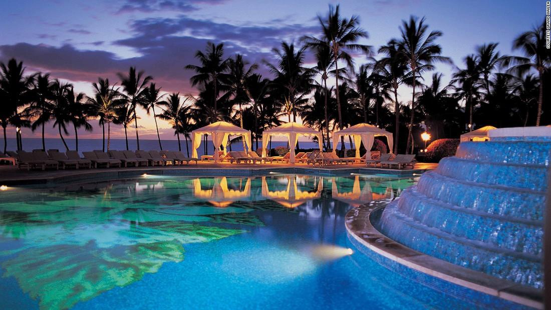 Las mejores piscinas de hoteles for Mejores piscinas