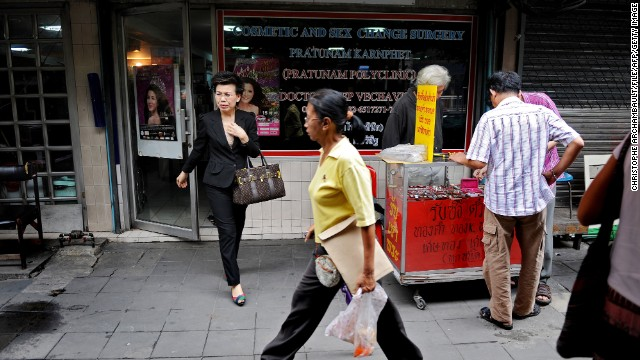 La nueva constitución de Tailandia pronto podría reconocer un tercer género