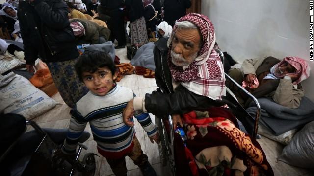 ISIS libera a 216 yazidíes cautivos
