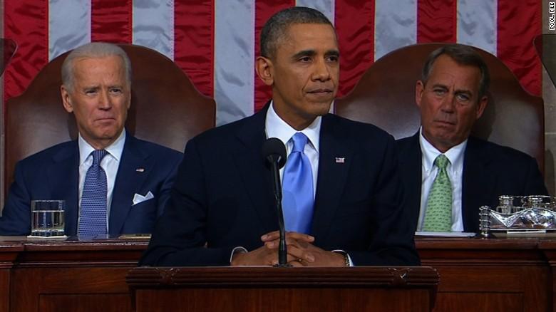 Discurso del Estado de la Unión: el turno de Obama como Robin Hood