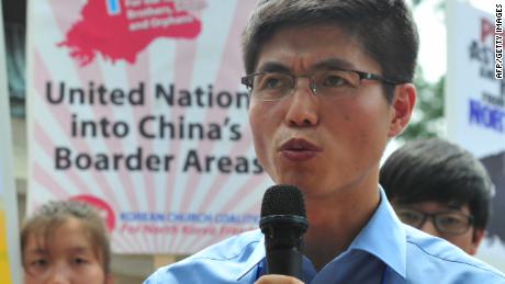 N. Korean prison camp survivor changes story
