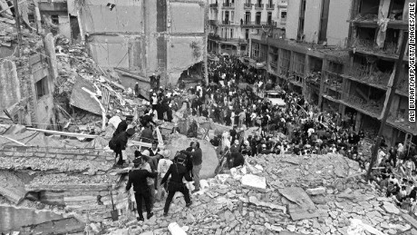 Prosecutor in 1994 Buenos Aires bombing found dead