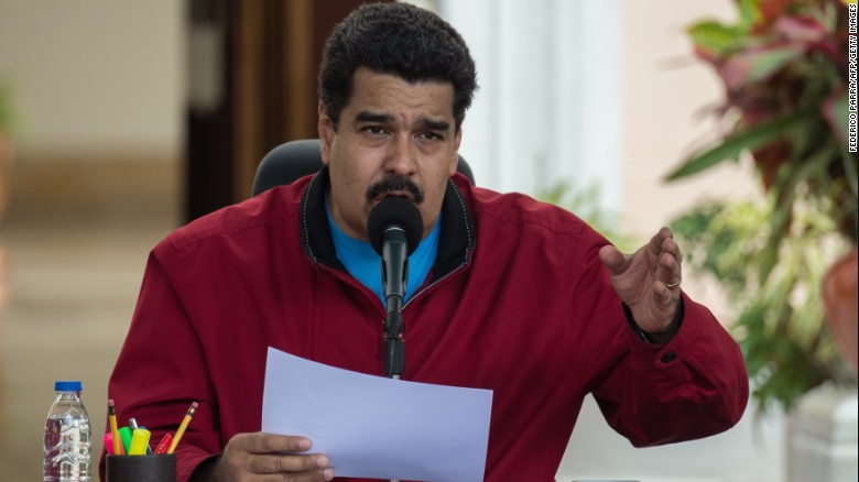Venezuela entrega 'enérgica' nota protesta a EE.UU. por decreto de Barack Obama
