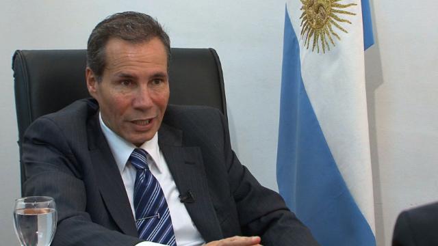 'Oppenheimer Presenta' revela un correo electrónico de Nisman poco antes de morir