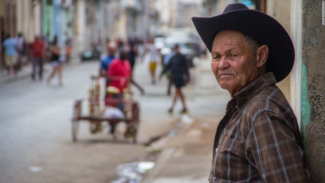 Life on the streets of Central Havana is never easy.