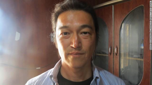 ISIS decapita al otro rehén japonés