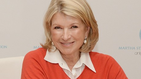 PASADENA, CA - DECEMBER 17: Martha Stewart attends a holiday book signing for her new book 'Martha Stewart's Cakes' at Macy's on December 17, 2013 in Pasadena, California. (Photo by Jason Kempin/Getty Images)