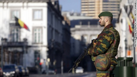 Belgium PM: We need to do more to combat terrorism