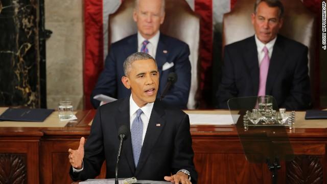 Texto del discurso de Barack Obama sobre el Estado de la Unión