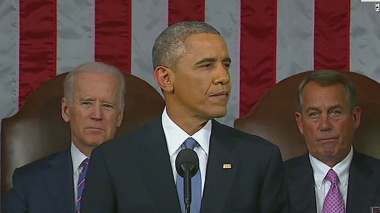 Obama: 'Tonight we turn the page'