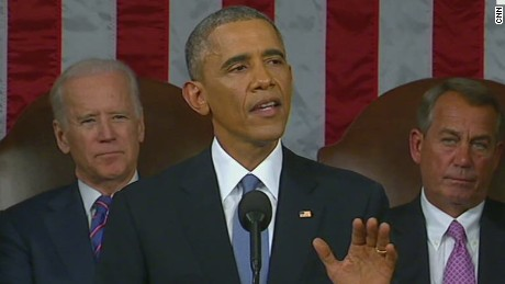 Obama to Congress: Authorize force against ISIS