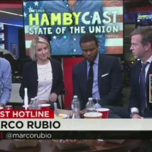 Sen. Marco Rubio calls into Hambycast