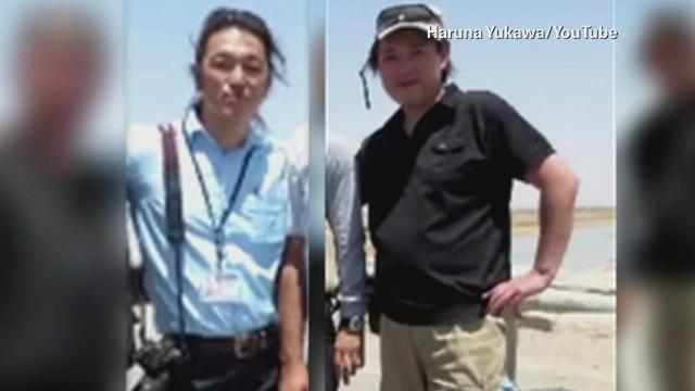 Japanese hostages held by ISIS met in Syria - CNN Video