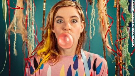 Electro-popster tUnE-yArDs is headlining at this year's WOW Festival in London.
