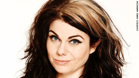 Writer and journalist Caitlin Moran who will be appearing at this year's WOW Festival.
