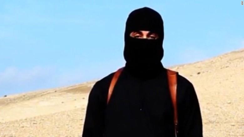 U.S. 'reasonably certain' drone strike killed ISIS mouthpiece 'Jihadi John'