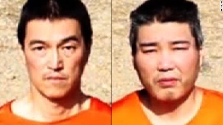 ISIS exige la liberación de una mujer por la vida de segundo rehén japonés