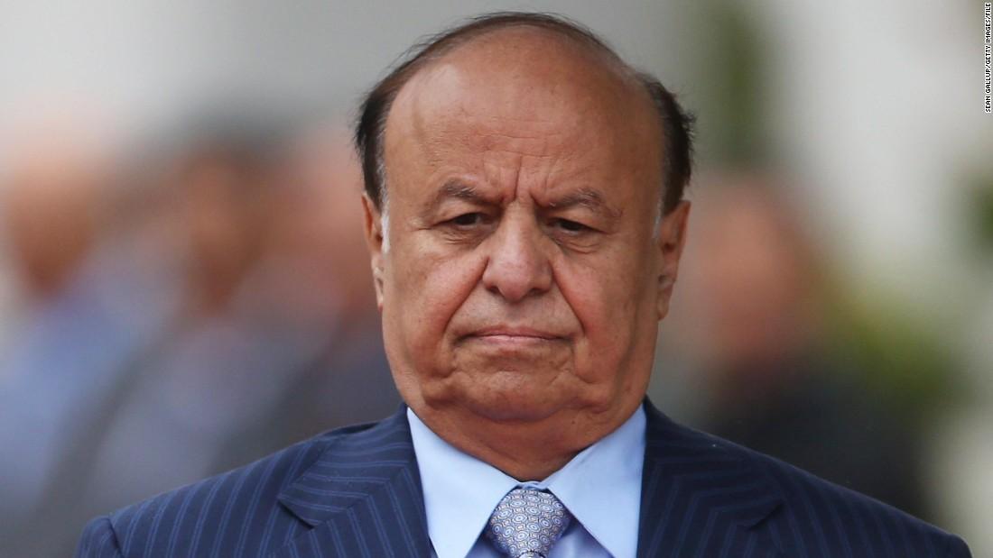 Renuncia presidente de Yemen y su gabinete