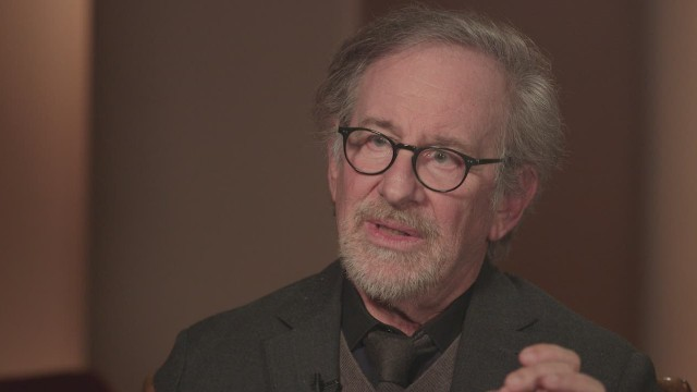 How Steven Spielberg discovered his calling...