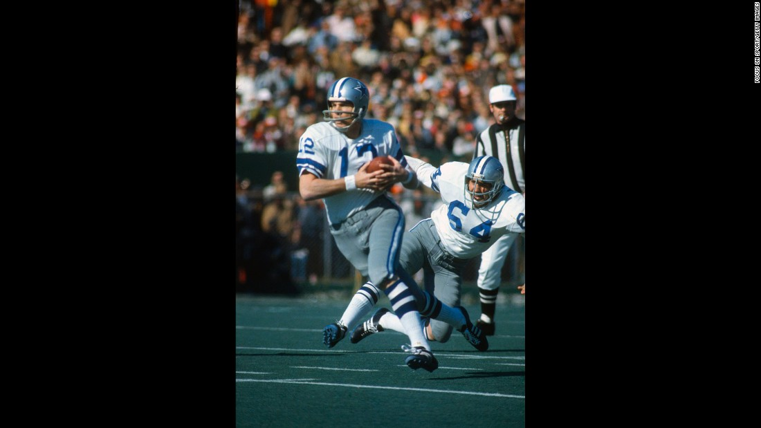 Dallas atoned for its loss the next season, shutting down the Miami Dolphins 24-3. MVP quarterback Roger Staubach had two touchdown passes.