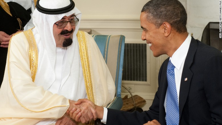 5 legados del rey Abdullah de Arabia Saudita