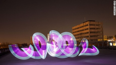 "Lightbombing by ""Sola"""