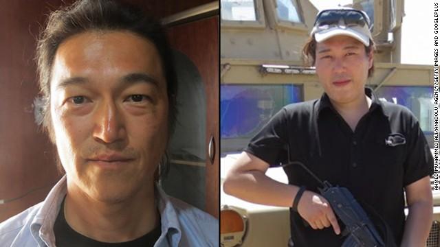 ISIS dice haber decapitado a un rehén japonés y ofrece un intercambio por otro