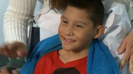 An 11-year-old boy has a second chance at life after doctors at Rady Childrens Hospital performed San Diego's first pediatric heart transplant.