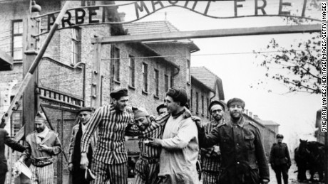 Liberation of Auschwitz