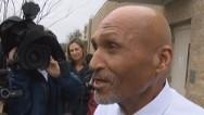 LIberado tras 37 años en prisión por error