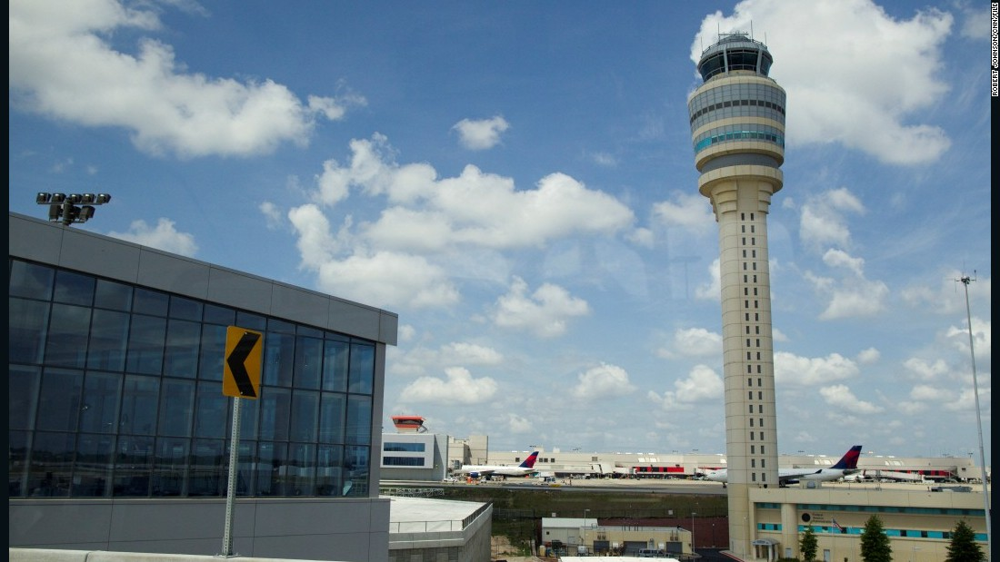 Hartsfield-Jackson Atlanta International remained the busiest passenger airport in the world in 2015 for the 18th year in a row, bringing in more than 101 million passengers.