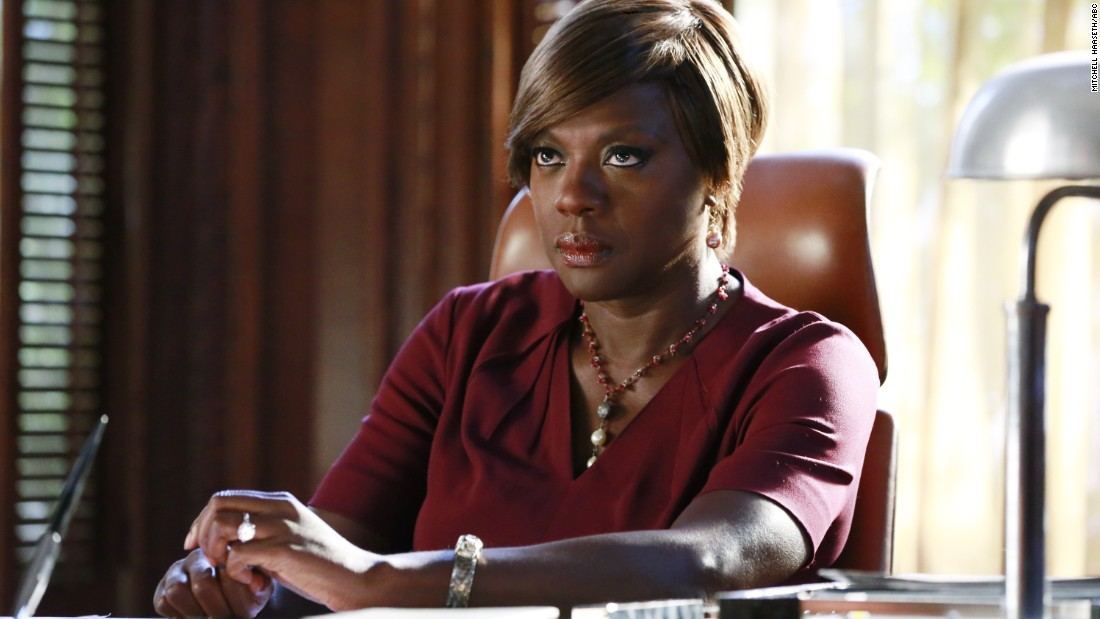 """<strong>Outstanding Lead Actress in a Drama Series:</strong> Viola Davis, """"How to Get Away with Murder"""""""