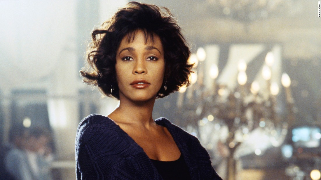 "Whitney Houston's 1992 movie ""The Bodyguard"" proved she was more than just a singer, but her smash ""I Will Always Love You"" proved why she was one of the best. She covered Dolly Parton's song so well that <a href=""http://www.cnn.com/2013/05/13/travel/always-love-you-flight/index.html?iref=allsearch"" target=""_blank"">amateur performers still can't help but sing along. </a>"