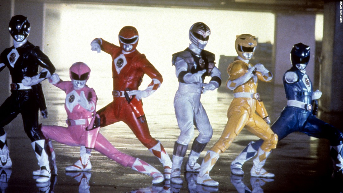 "You might think the ""Mighty Morphin Power Rangers"" were too cheesy to keep up with today's superheroes, but the franchise is actually still kicking. Twenty years after ""Power Rangers"" premiered in 1993, Nickelodeon debuted new episodes of <a href=""http://www.nick.com/shows/power-rangers-megaforce/"" target=""_blank"">""Power Rangers Megaforce.""</a>"