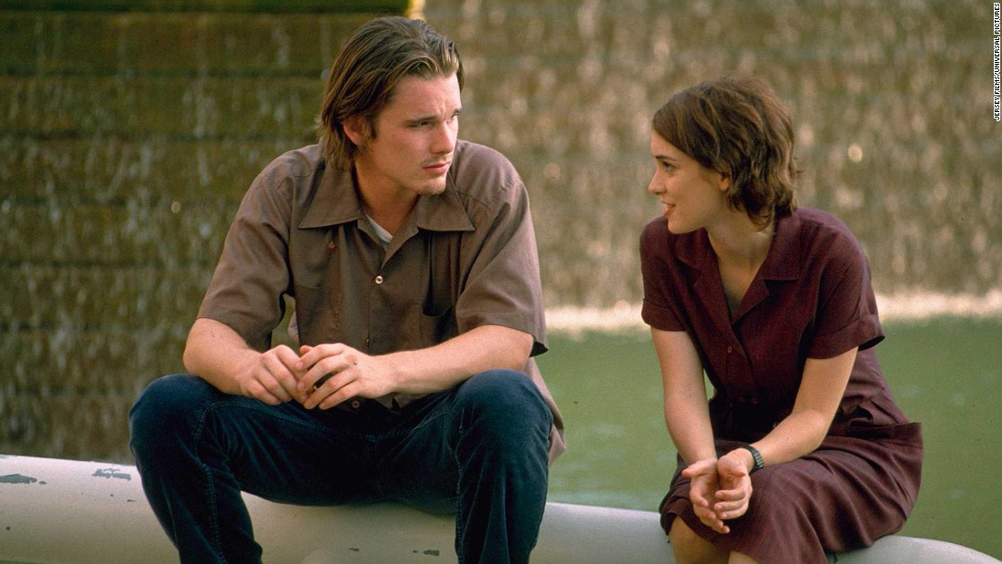 "The dictionary might as well use a photo of ""Reality Bites"" as the definition for the '90s. The 1994 film, directed by Ben Stiller, had it all: Winona Ryder, right; Ethan Hawke, left; Janeane Garofalo and lots of angsty discussion about the meaning of life. For some reason, <a href=""http://www.cnn.com/2013/08/22/showbiz/reality-bites-comes-to-tv-ew/index.html?iref=allsearch"" target=""_blank"">Stiller wants to bring the movie back as a TV series. </a>"