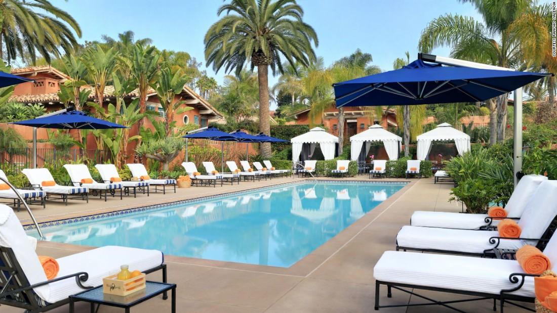 Luxury Vehicle: U.S. News Picks Best Hotels For 2015