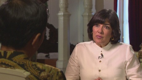 Exclusive: Indonesian President on AirAsia crash