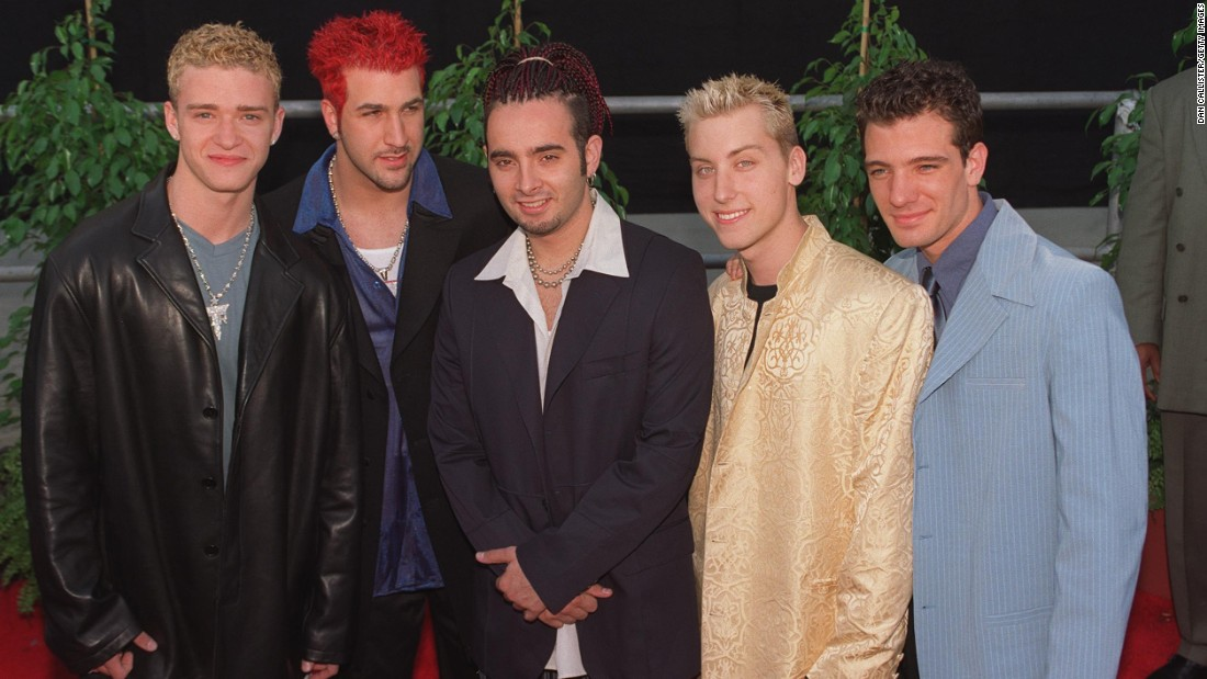 "The Backstreet Boys had to battle for boy band domination in the late '90s with the likes of 'N Sync, fronted at the time by a curly-haired Justin Timberlake, left. (The mystery of those curls has remained unsolved.) Interestingly enough, the tables have now turned: Whereas 'N Sync was killing it in 1998, <a href=""http://marquee.blogs.cnn.com/2013/08/27/the-one-n-sync-member-who-wants-a-reunion-tour/?iref=allsearch"" target=""_blank"">in 2013 they could barely reunite for more than a minute.</a>"