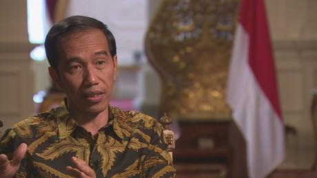 intv amanpour joko widodo air asia indonesia administration regulation_00002913.jpg