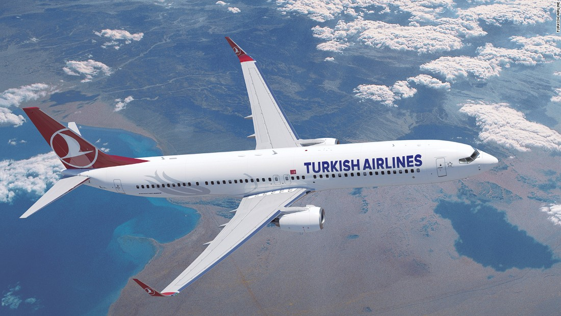 Slightly down from last year (ranked fourth in 2015), Turkish Airlines was voted as the seventh best airline in the world. It's still the best airline in Europe, according to Skytrax.