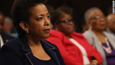 Lawmakers grill Lynch: Loretta Lynch Congress