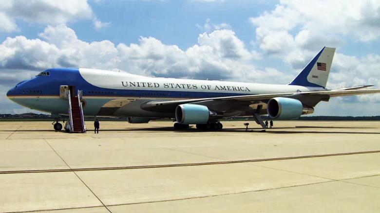 El gobierno de Estados Unidos estrenará un avión presidencial
