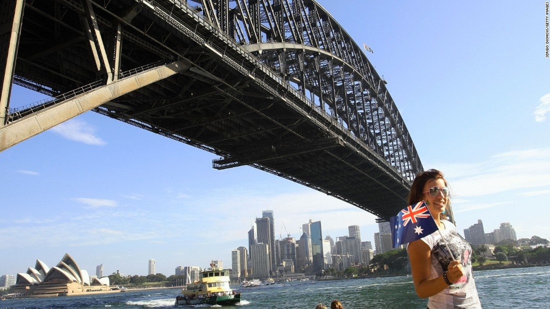 """Another city with a relaxed reputation, Sydney qualifies at number 10. The city was last year named as one of the world's <a href=""""http://edition.cnn.com/2015/10/22/travel/most-reputable-cities-2015/"""">most reputable</a>."""