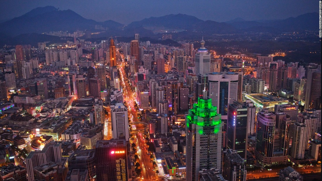 In the 1980s it was just a small town in southern China. Today Shenzhen is an economic powerhouse that in 2014 welcomed 13.1 million international visitors.